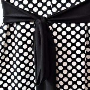 Hypnotik Dresses - CLEARANCE POLKA DOT DRESS-4TH SALE